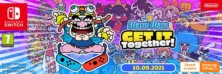 CZ WarioWare: Get It Together!